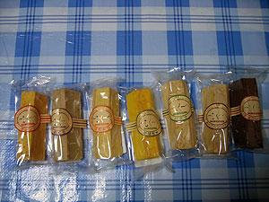 乳糖製菓/スティッククーヘン